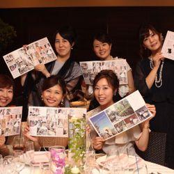 披露宴会場・プロフィールブック・招待状の写真 4枚目