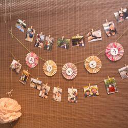 装花、ウェルカムスペース、プチギフトの写真 8枚目