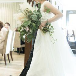 ドレス、ヘア、ブーケの写真 11枚目
