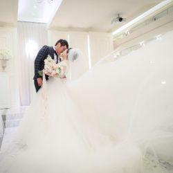 結婚式当日撮影写真の写真 3枚目