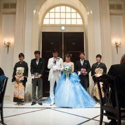 花嫁の手紙 締めの挨拶の写真 3枚目