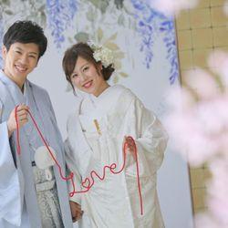 『Love』赤い糸diyの写真 2枚目