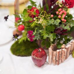 会場装飾、装花の写真 4枚目