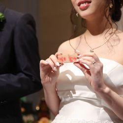 近いの証、指輪交換の写真 4枚目