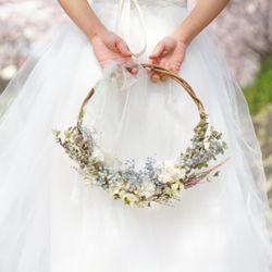 花嫁DIY(ブーケ、ブートニア、ナフキンフラワー)の写真 4枚目