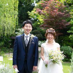 花嫁DIY(ヘッドドレス、ピアス)の写真 4枚目