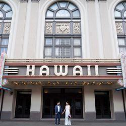 ハワイ前撮りの写真 6枚目