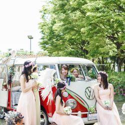 bridesmaid撮影の写真 1枚目