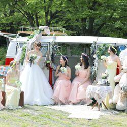 bridesmaid撮影の写真 5枚目