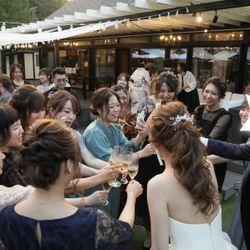 披露宴の写真 2枚目