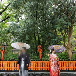 祇園前撮りの写真 8枚目