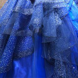宇宙ドレスの写真 4枚目