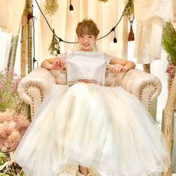 前撮り【ドレス】の写真 9枚目