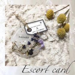 エスコートカードの写真 1枚目