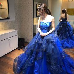宇宙ドレスの写真 3枚目