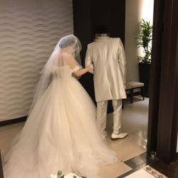 ウェディングドレスの写真 7枚目