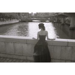 作品 後撮り ブラックウエディングの写真 12枚目
