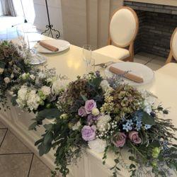 高砂装花、ウェディングケーキの写真 3枚目