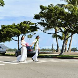 Hawaii 前撮りの写真 4枚目