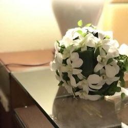 ブーケ(結婚式)の写真 1枚目