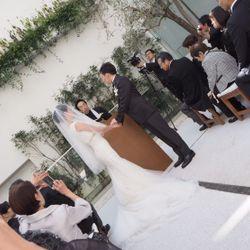 第2章Ceremony(挙式)の写真 1枚目