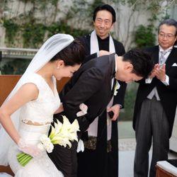 第2章Ceremony(挙式)の写真 6枚目