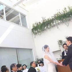 第2章Ceremony(挙式)の写真 8枚目