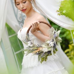 結婚パーティー前撮影の写真 1枚目