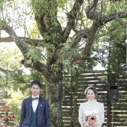結婚式後の写真 1枚目