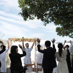 結婚式後の写真 2枚目