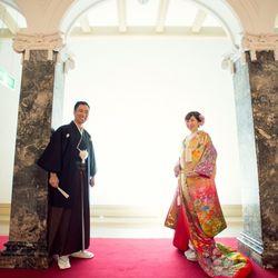 結婚式前撮り(山形市の『文翔館』にて)の写真 4枚目