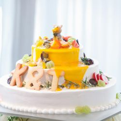 1.5次会ウエディングケーキの写真 2枚目