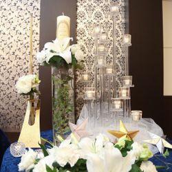 披露宴装飾、装花の写真 4枚目