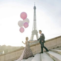 後撮り:パリの写真 1枚目