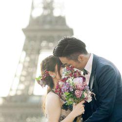 後撮り:パリの写真 4枚目