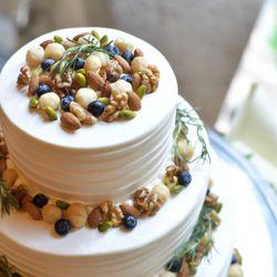 料理・ウェディングケーキの写真 4枚目