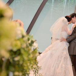 挙式 #人前式 #誓いの言葉 #ユニティーキャンドル #誓いのキス #リングブック #ハリーポッターの写真 2枚目