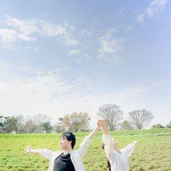 桜エンゲージメントフォトの写真 2枚目