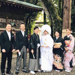猿田彦神社結婚式の写真 20枚目