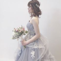 カラードレスの写真 2枚目