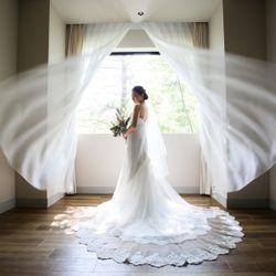 ウェディングドレス(挙式)の写真 1枚目