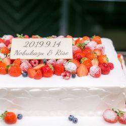 食事、ケーキの写真 1枚目