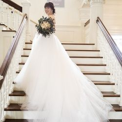ウェディングドレス♡の写真 2枚目