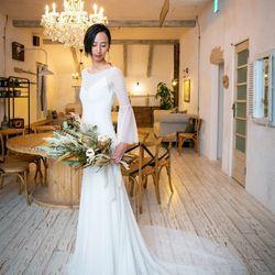 ウェディングドレス②の写真 2枚目