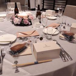 テーブル装花・コーディネートの写真 3枚目