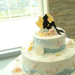 ウェディングケーキの写真 6枚目