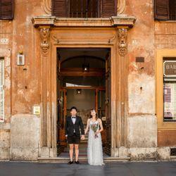 洋装前撮り@イタリアの写真 4枚目