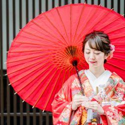 前撮り@京都の写真 1枚目