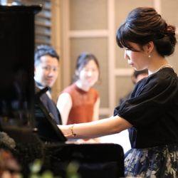 友人ピアノ演奏の写真 1枚目