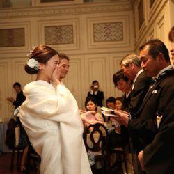 花嫁の手紙・両親への贈呈品の写真 1枚目